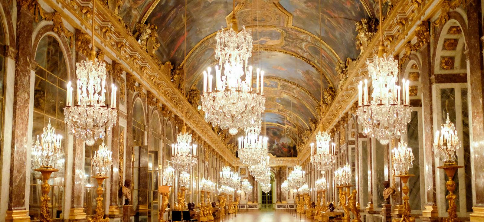 L'élégance des silhouettes – Ducasse à Versailles